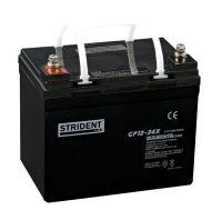 Strident 12v 34ah AGM Battery