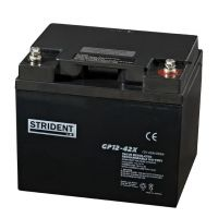 Strident 12v 42ah AGM Battery