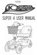 Kymco Super 4 Manual