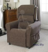 Salisbury Dual Motor Rise and Recline Armchair