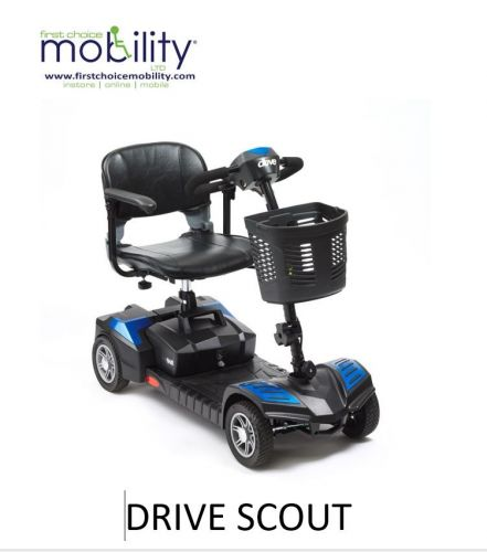 Drive Scout Manual