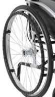 Rear Wheel For A Z-Tec M Brand D Lite Wheelchair