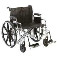 Bariatric Sentra EC Wheelchair 20 to 30 inch Wide Seat