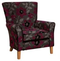 Severn High Back Chair