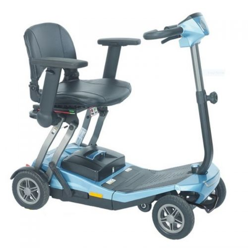 Rascal Smilie Manual Folding Mobility Scooter