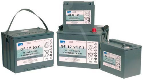 60ah Sonnenschein GEL Battery 2 Year Warranty
