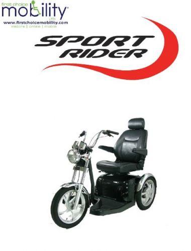 Drive Sport Rider Manual