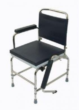 Standard Adjustable Height Static Commode
