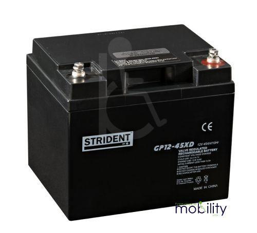 Strident 45ah AGM Battery