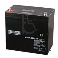 Strident 55ah AGM Battery
