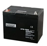 Strident 75ah AGM Battery