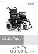 Sunrise Medical Quickie Tango Manual