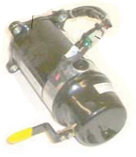 Sunrise Medical Sterling Pearl Electric Motor and Brake Assembly