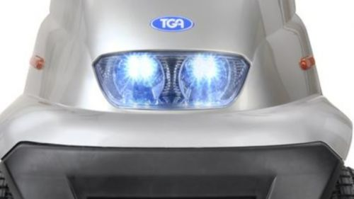 Headlight Assembly for TGA Breeze S4