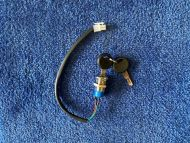 Ignition Switch with Anti Vibration Keys for TGA Breeze S4