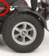 Rear Tyre for TGA Maximo