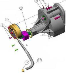 TGA Breeze Electromagnetic Brake