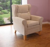 Tailormade High Back Chair