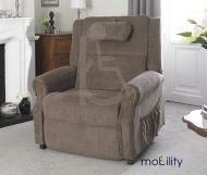 Tamworth Single Motor Bariatric Rise and Recline Armchair
