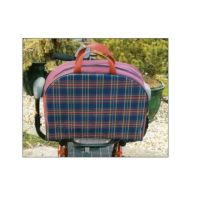 Mini Holdall Tartan Scooter Bag