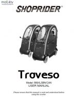 Shoprider Traveso Manual