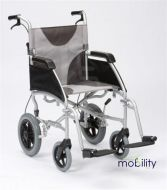 Enigma Ultra Lightweight Ali Transit & Self Propel Wheelchair 12kg