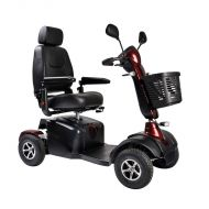 Excel Roadster DX8 Deluxe Mobility Scooter