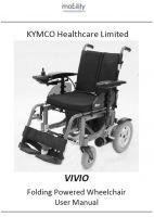 Kymco Vivio Manual
