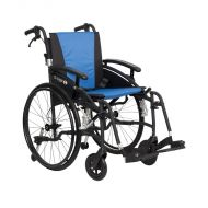 Excel G Logic Self Propel or Attendant Lightweight Wheelchair