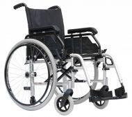 Excel Caremart Liteway Self Propelled Comfort Wheelchair