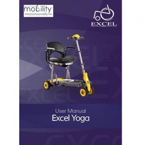 Excel Yoga Manual
