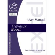 Excel Travelux Boost Manual