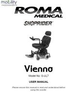 Shoprider Vienna Manual