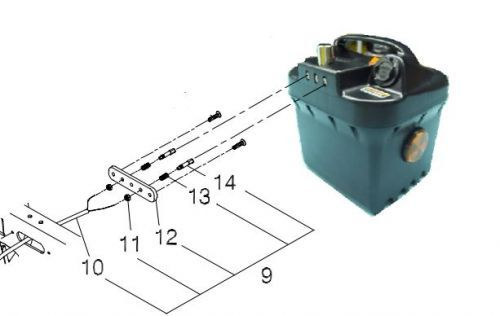 Roma Vienna Battery Cable Assembly