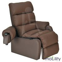 Cocoon Single Motor Rise and Recline Armchair
