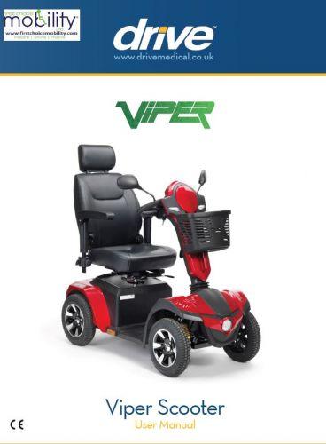 Drive Viper Manual