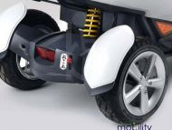 Low Profile Rear Tyre for TGA Vita and Drive Aviator