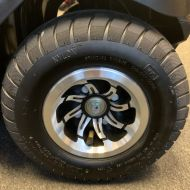 Rear Wheel Complete for Drive Envoy 8