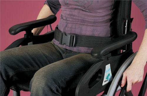 Wheelchair Belt Strap with Buckle max waist size 48 Inch