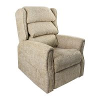 Wilmslow Deluxe Waterfall Dual Motor Rise And Recliner