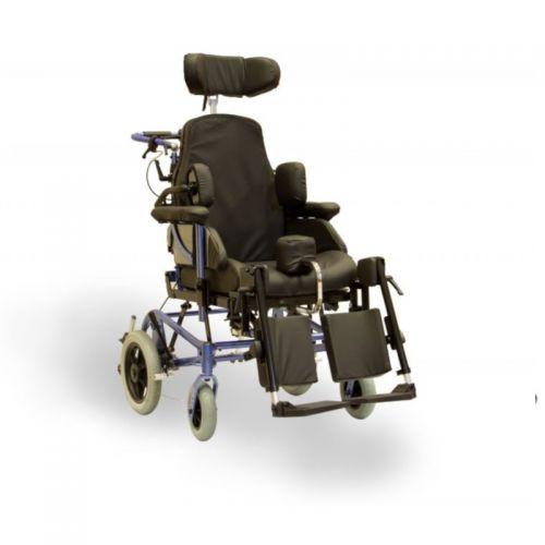 Aktiv X7 Adult Tilt and Recline Wheelchair