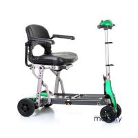 Excel Yoga Foldable Travel Scooter