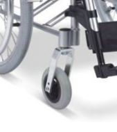 Front Castor Wheel for Ztec 600 710 Wheelchair