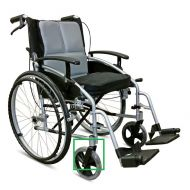 Front Fork for M Brand D Lite Wheelchair