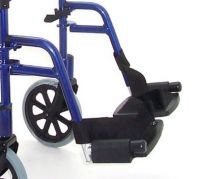 Pair Of Footplates Assembly ZTec ZT 600-601A HB Wheelchair