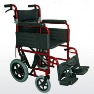 ZTec 600 601 HB Attendant Wheelchair