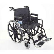 ZTec 600 690 Heavy Duty Steel Wheelchair 20inch seat