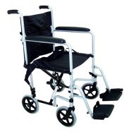 Economy Transfer Steel Wheelchair