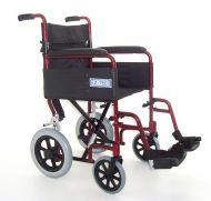ZTec 600 601 Attendant Wheelchair