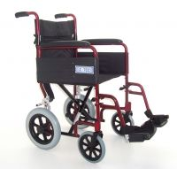 ZTec 600 601 Attendant Wheelchair